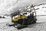 purpose of snowmobiles