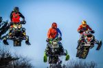 types of snowmobiles
