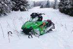 snowmobile electric start